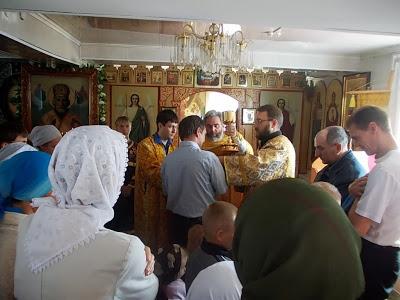 Свято-Никольский приход Черлакского благочиния